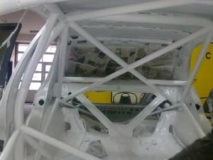 Mitsubishi euro 4 - роубар